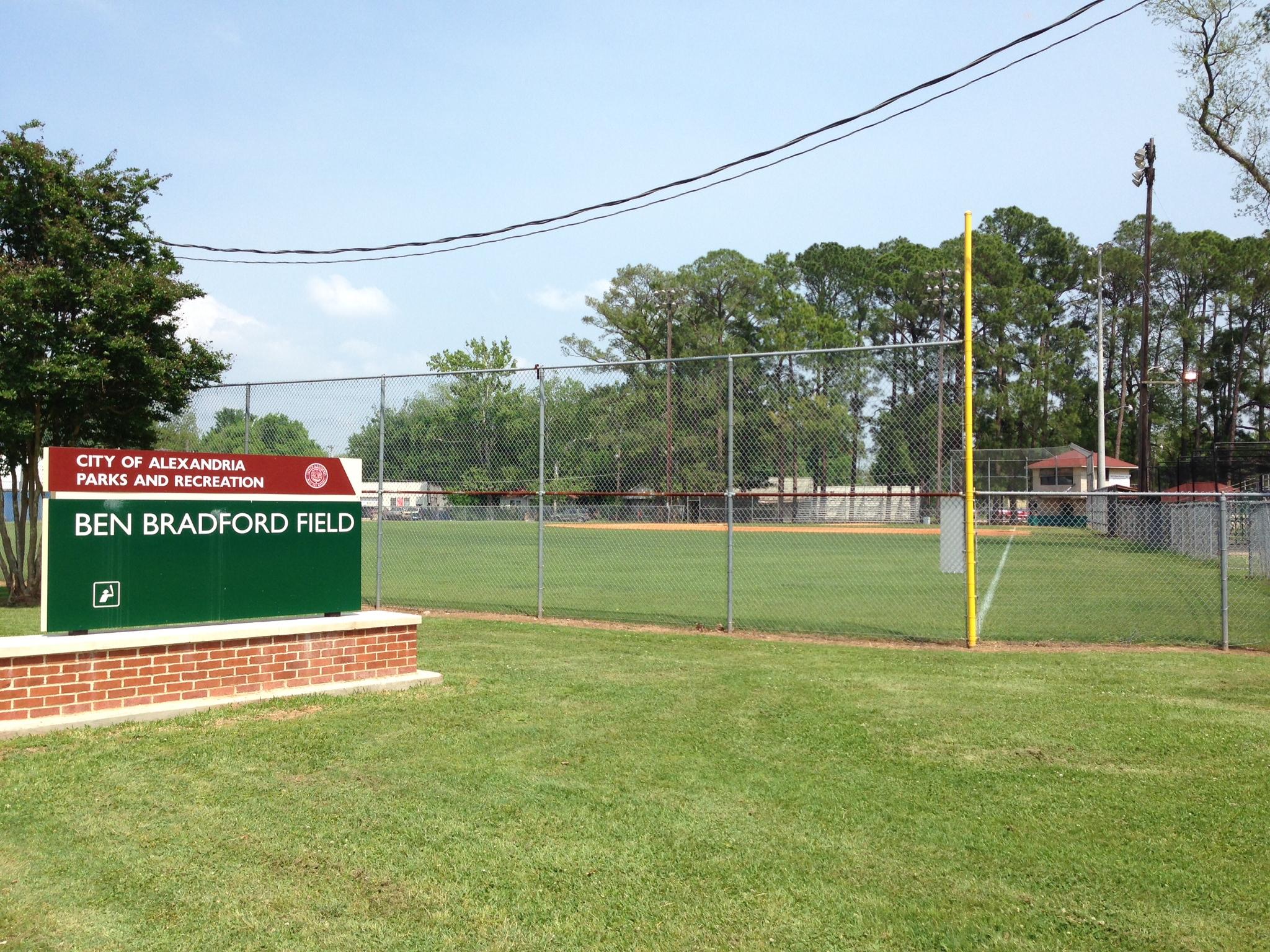 Ben Bradford Field 260' ball field