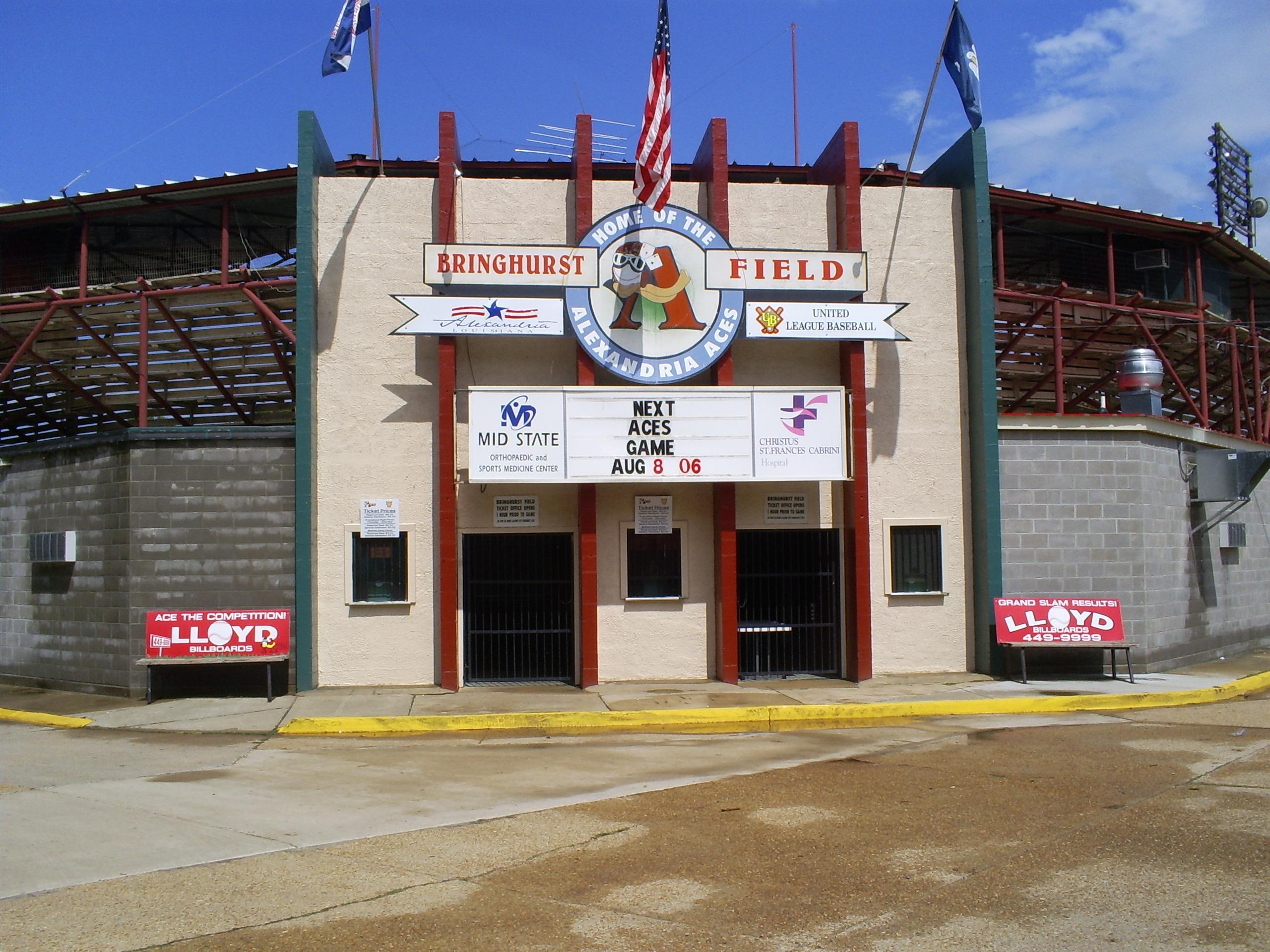 Bringhurst Stadium