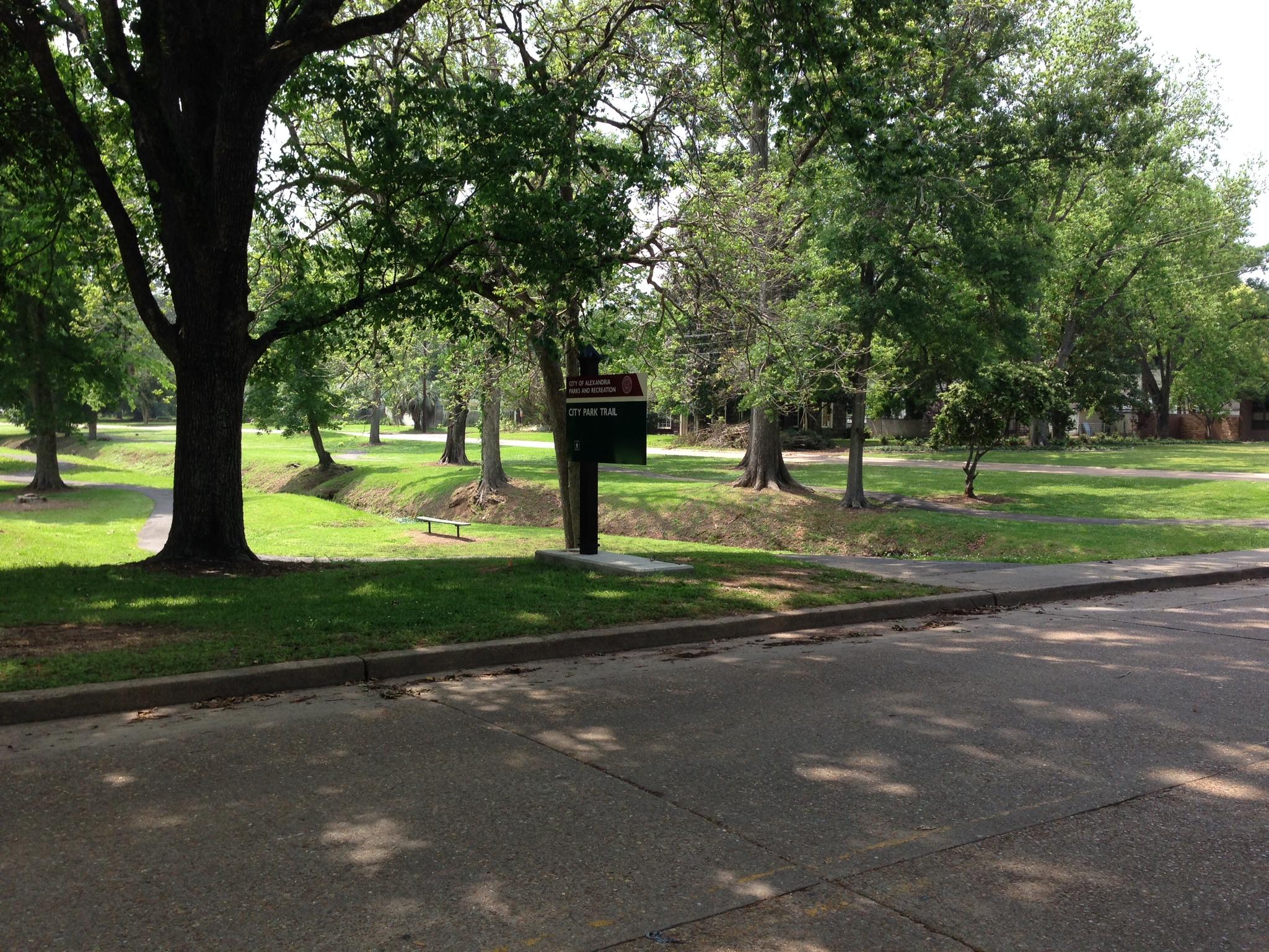 City Park Trail