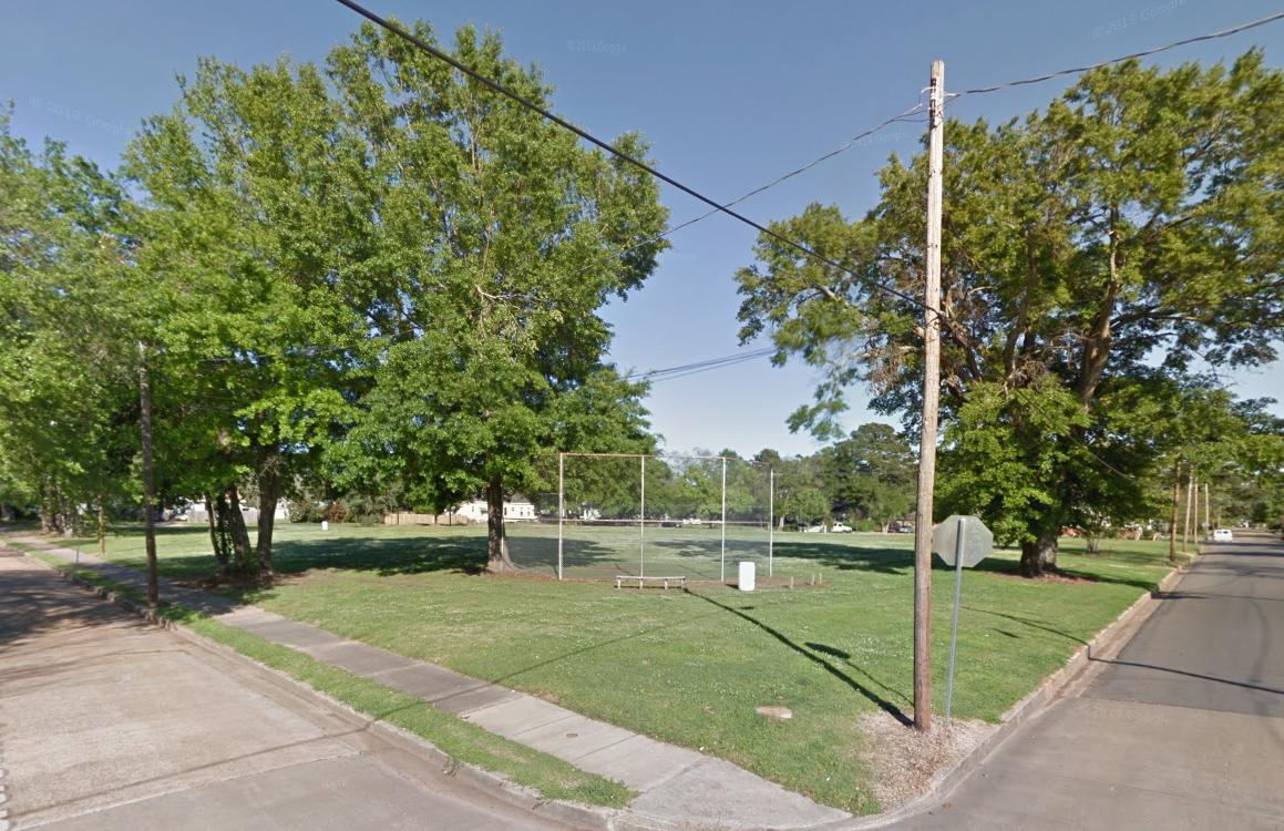 Old Menard School Park