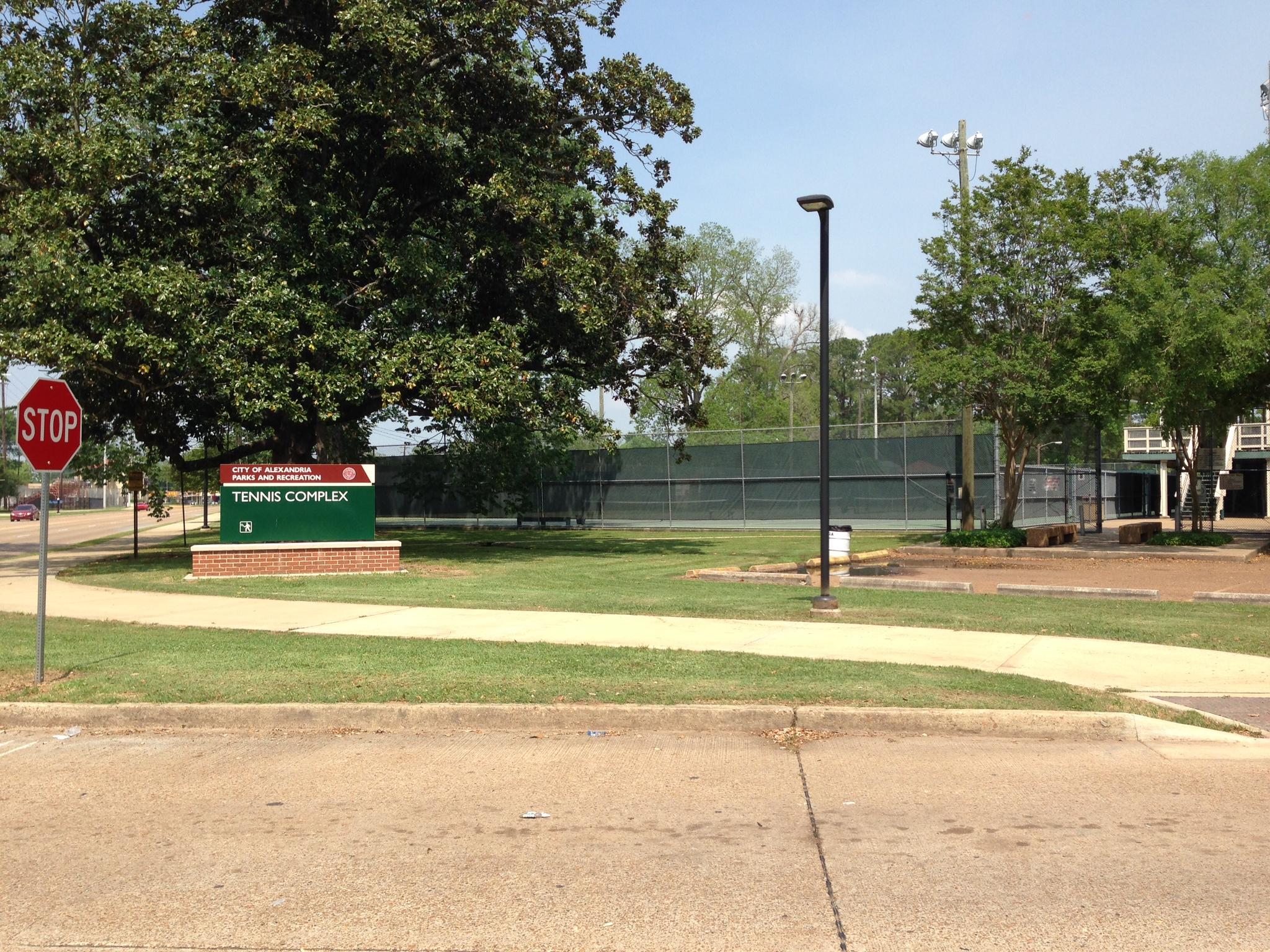 Tennis Complex City Park